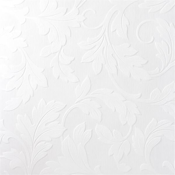 Superfresco Paintable Large Scrolling Leaf Wallpaper