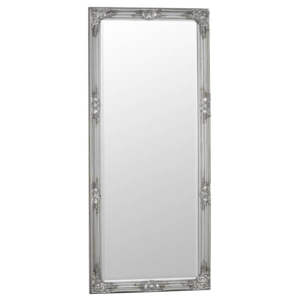 Valencia Large Silver Accent Mirror