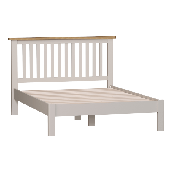 Padstow Kingsize Bed Frame - Truffle
