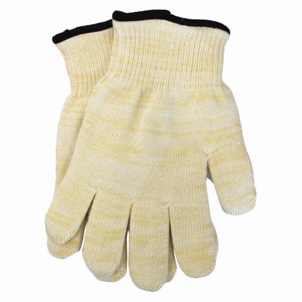 Heat Resistant Fire Gloves Pair
