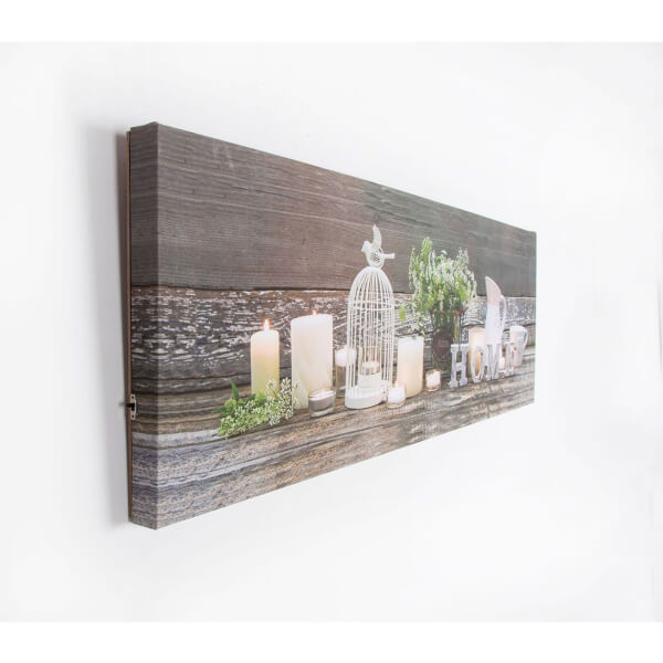 Home Led Canvas