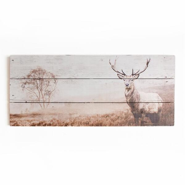 Sag Wooden Wall Art