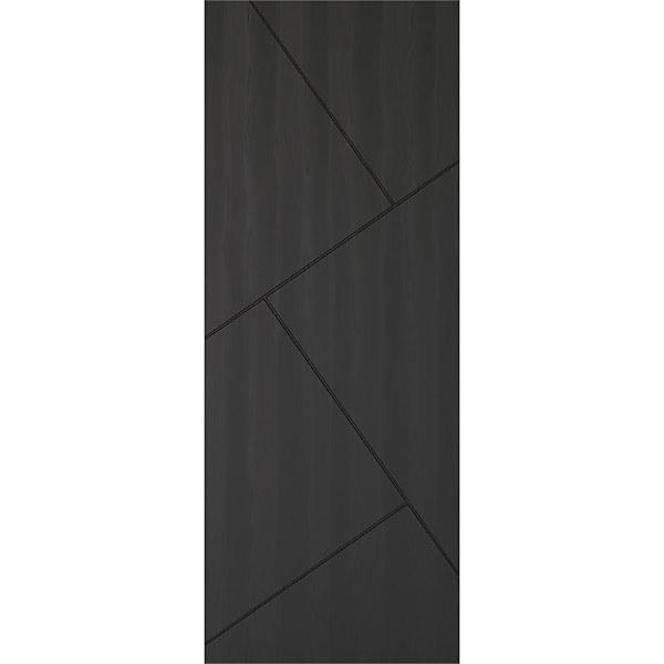 Dover - Grey - Embossed Internal Door - 1981 x 762 x 35mm