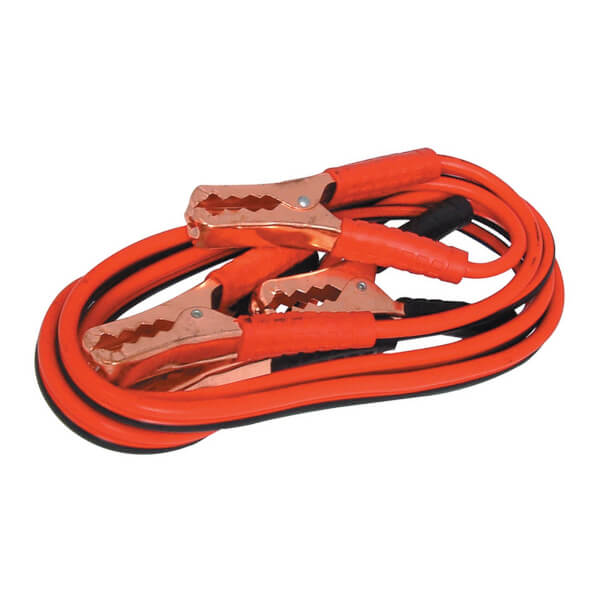 Silverline Jump Leads 200A max 2.2m