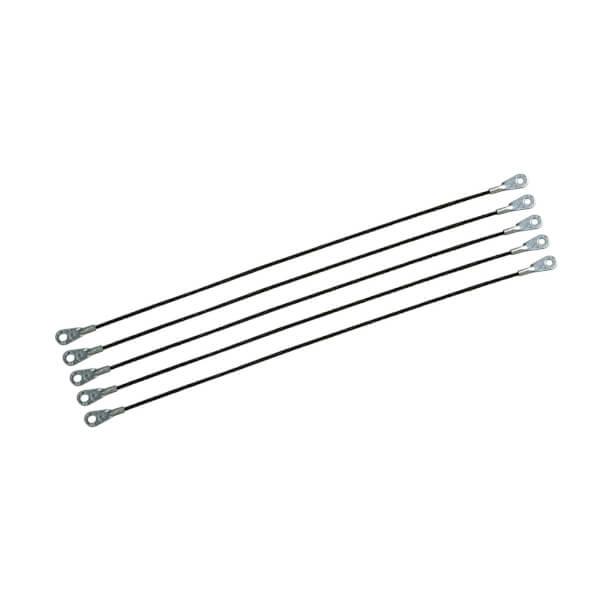 Silverline TCT Tile Saw Blades 300mm 5 Pack