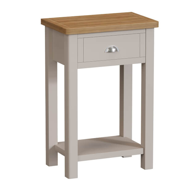 Padstow Telephone Table - Truffle