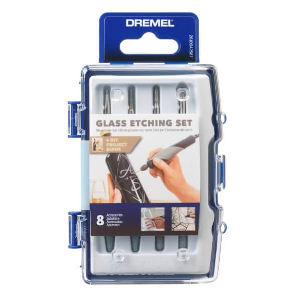 Dremel Glass Etching Accessory Set