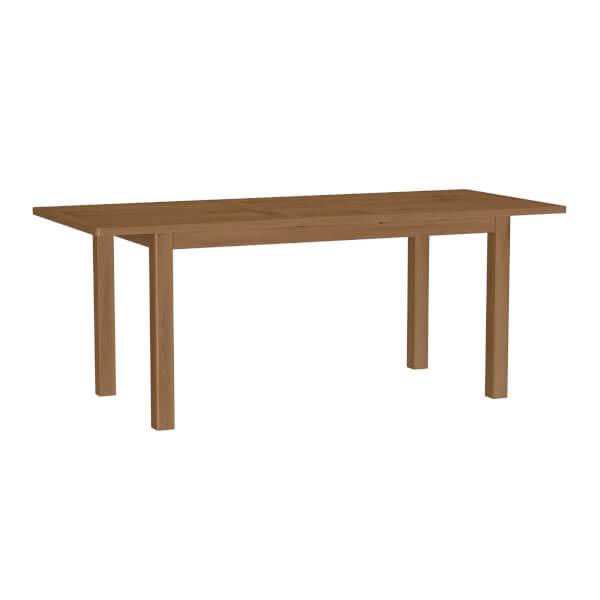 Newlyn 1.6m Extending Dining Table - Oak