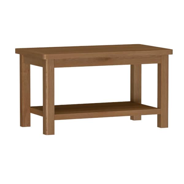 Newlyn Coffee Table - Oak