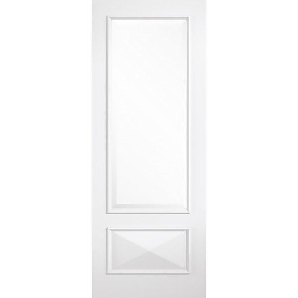 Knightsbridge - White Internal Fire Door - 1981 x 762 x 44mm