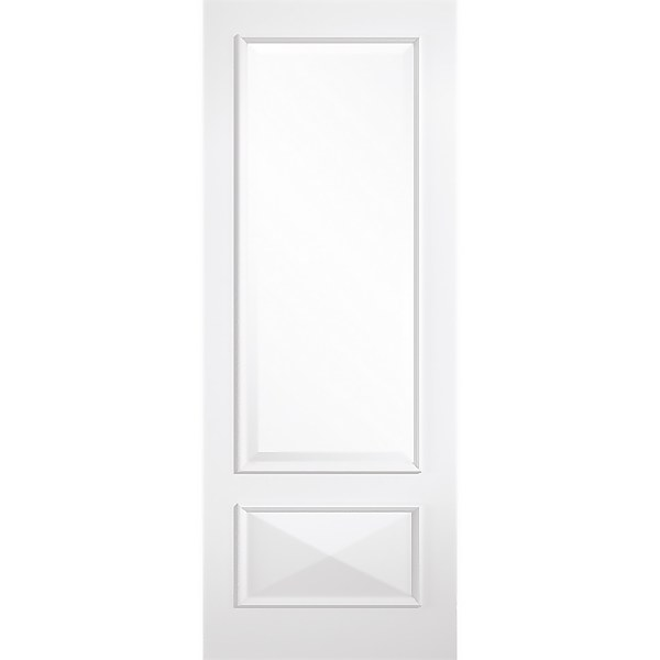 Knightsbridge - White Internal Fire Door - 1981 x 838 x 44mm