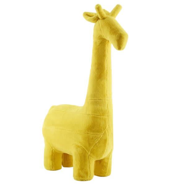 Giraffe Yellow Animal Chair