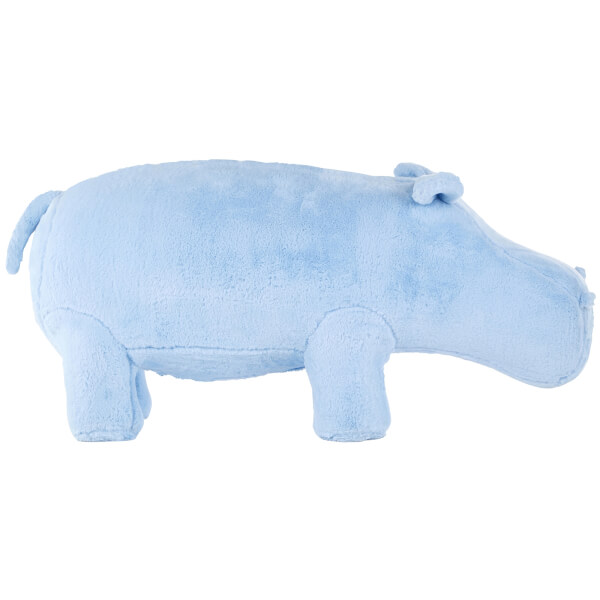 Hippo Blue Animal Chair
