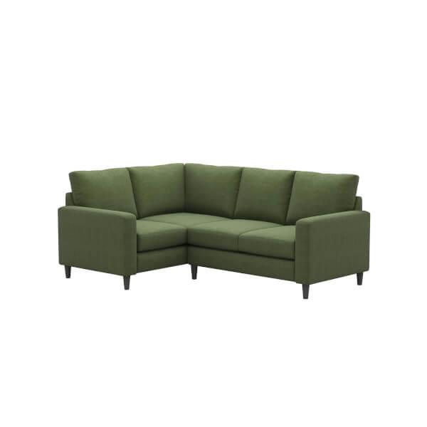 Harrison Lefthand Corner Sofa - Forest