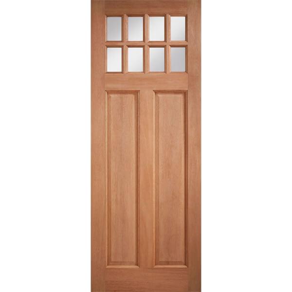 Chigwell - Hardwood Glazed Exterior Door - 1981 x 762 x 44