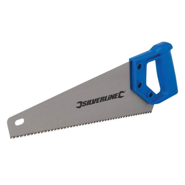 Silverline Hardpoint Saw 350mm (7tpi)