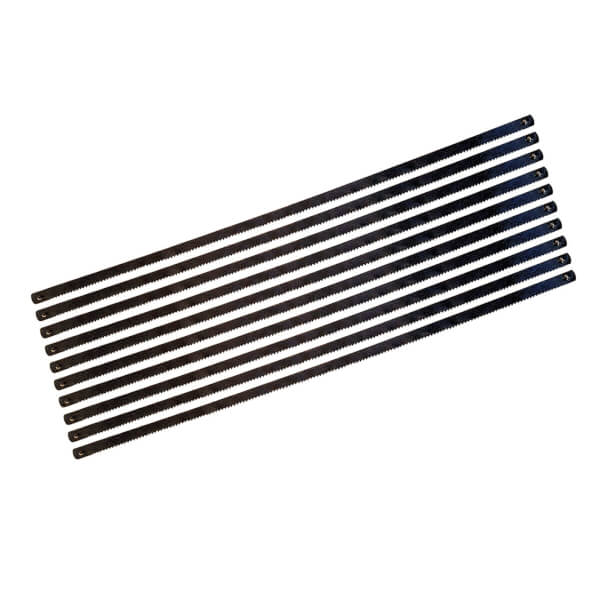 Silverline Coping Saw Blades 10 Pack 170mm (14tpi)