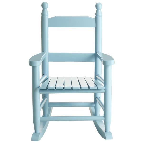 Kids Rocking Chair - Blue