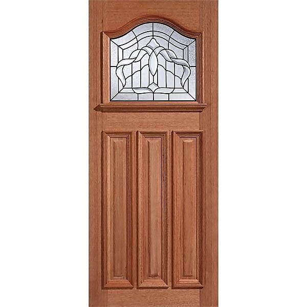 Estate Crown - Hardwood Glazed Exterior Door - 1981 x 762 x 44