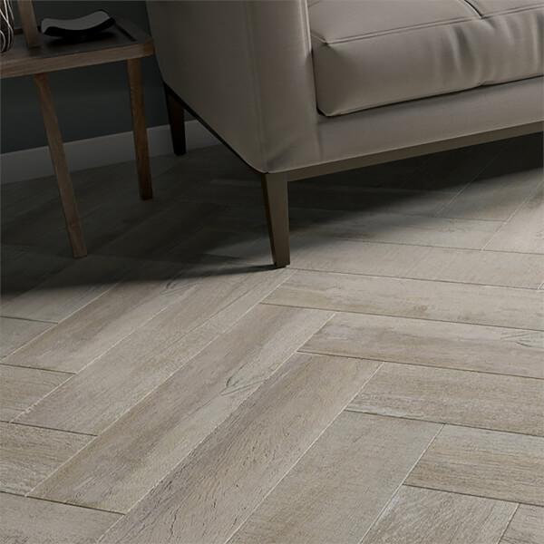 Bergen Grey Floor Tile - 600 x 150mm