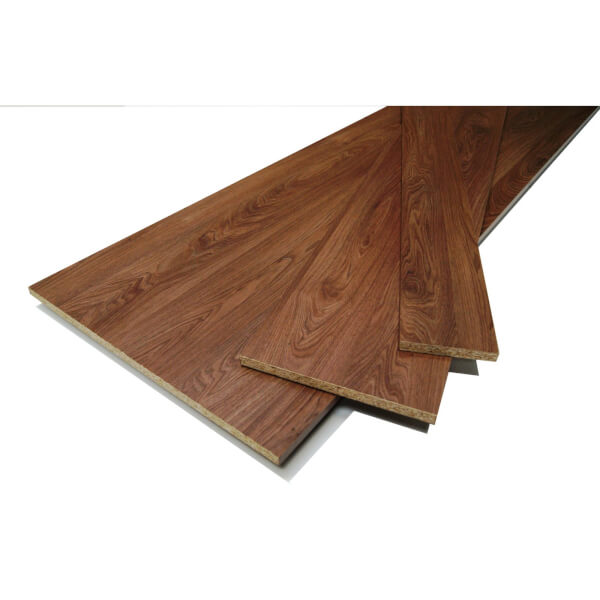 Walnut Effect Furniture Board - 15 x 450 x 2440mm