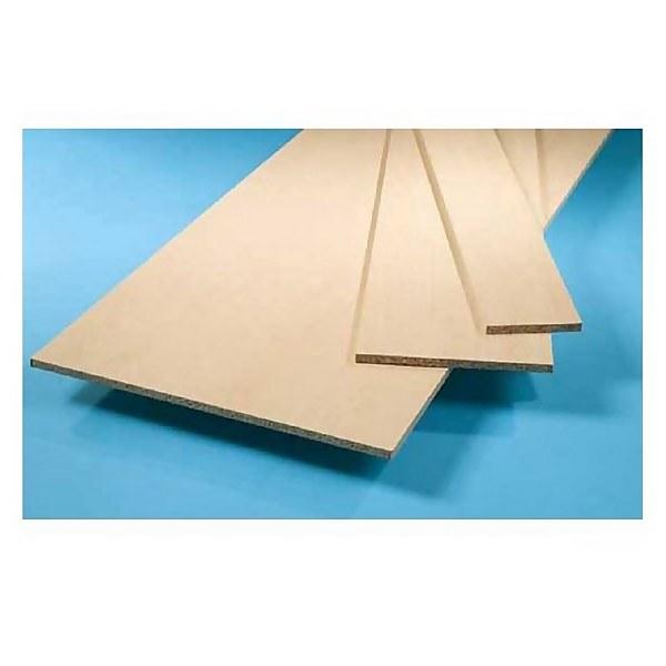 Maple Effect Furniture Board - 15 x 152 x 2440mm