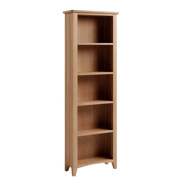 Kea Large Bookcase - Oak