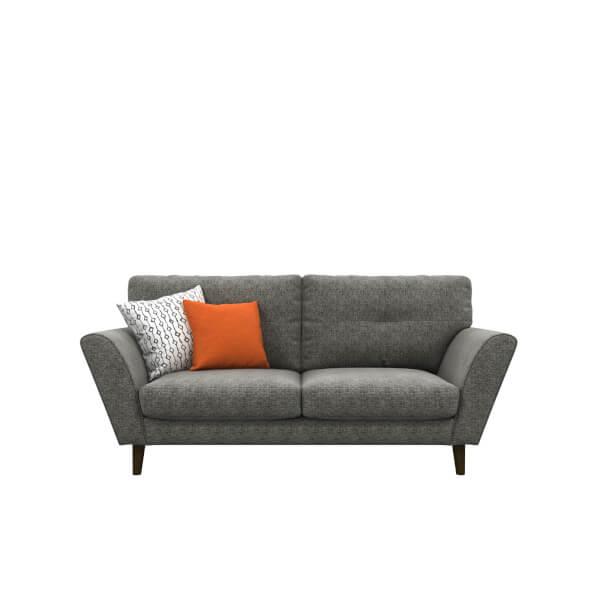 Nirvana 2 Seater Sofa - Charcoal