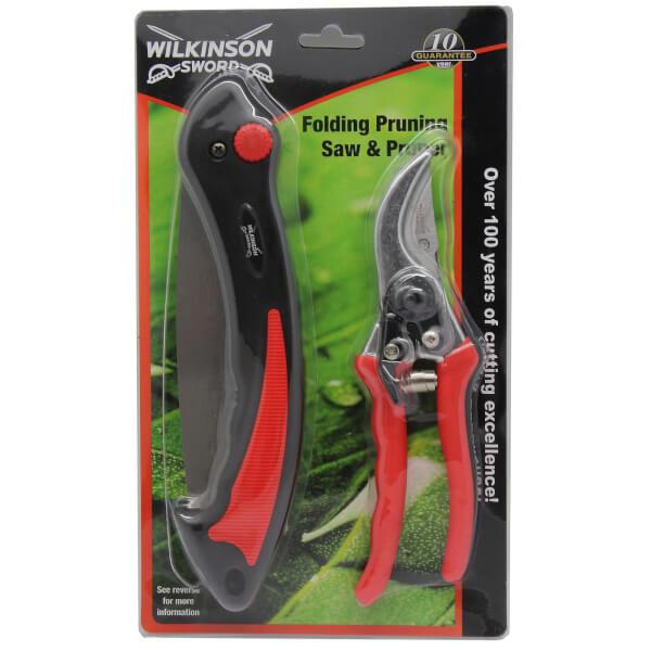Wilkinson Sword Folding Saw & Pruner