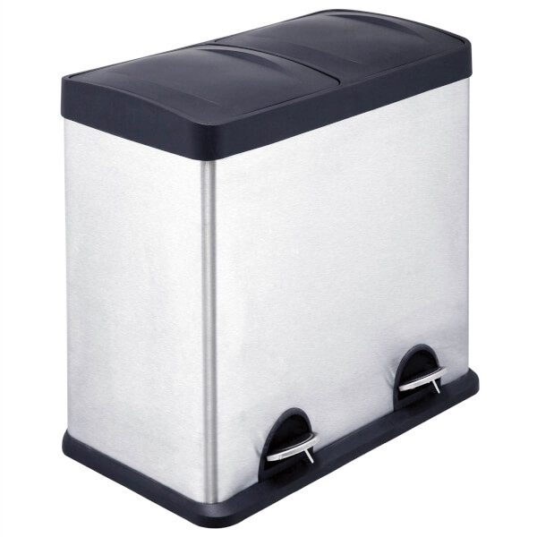 Recycle Pedal Bin - 48L