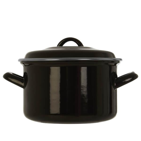 Porter Small Casserole Dish - Black