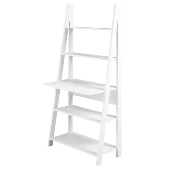 Tiva Ladder Desk - White