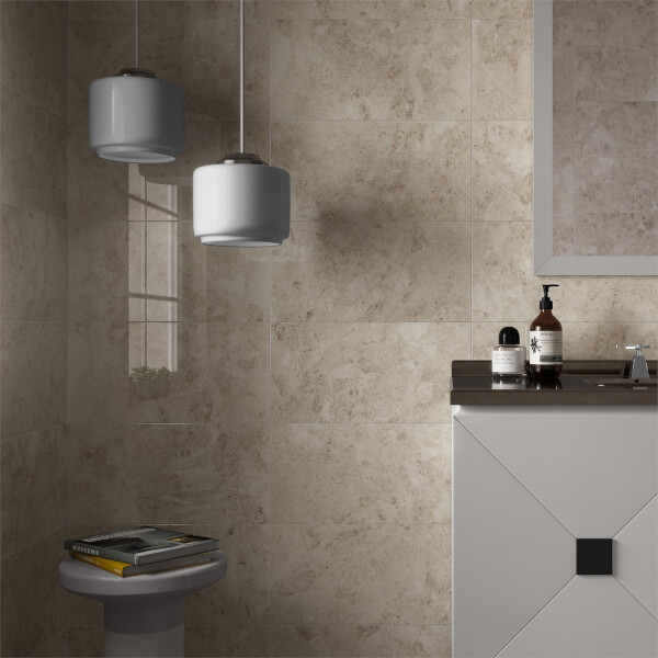Modena Cappuccino Wall Tile - 500 x 250mm