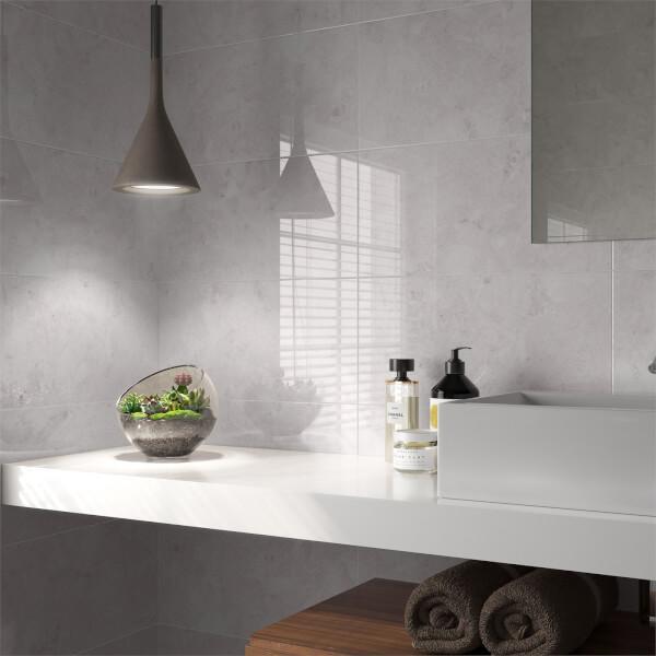 Modena Salt Wall Tile - 500 x 250mm