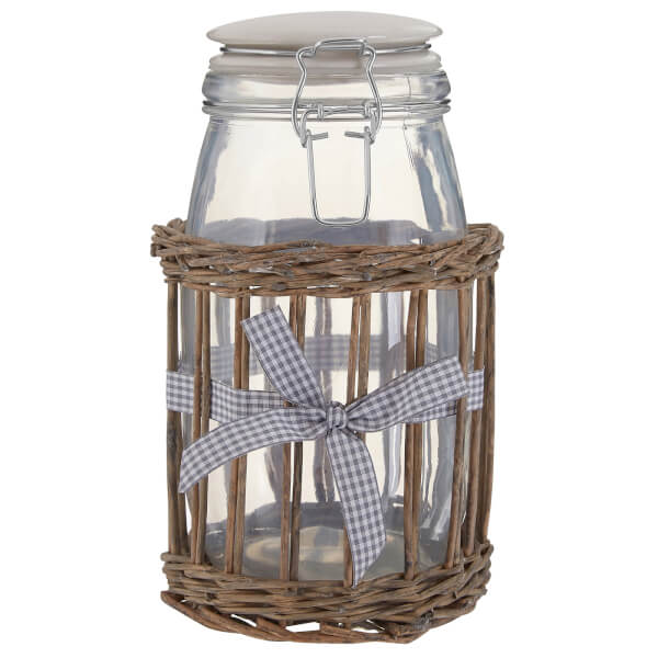 Country Cottage Storage Jar - 1500ml