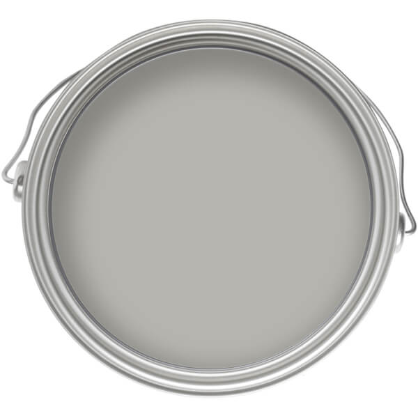 Homebase Smooth Masonry Colour Paint Tester - Graphite Grey 250ml