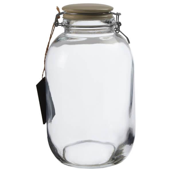 Grocer Large Storage Jar