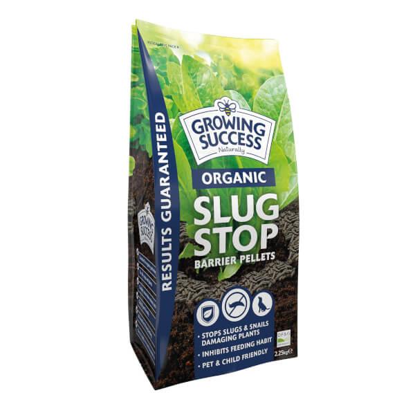 Growing Success Slug Stop Non-Toxic Granules Easy Pour Box