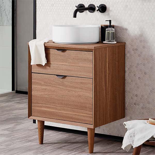 Bathstore Noir Craft 600mm Basin Unit