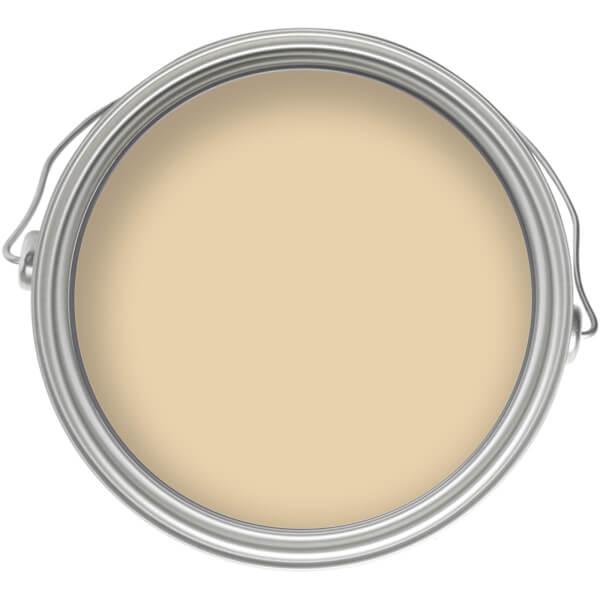 Homebase Smooth Masonry Colour Paint Tester - Regency Cream 250ml