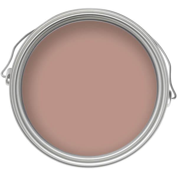 Homebase Smooth Masonry Colour Paint Tester - Blush Stone 250ml