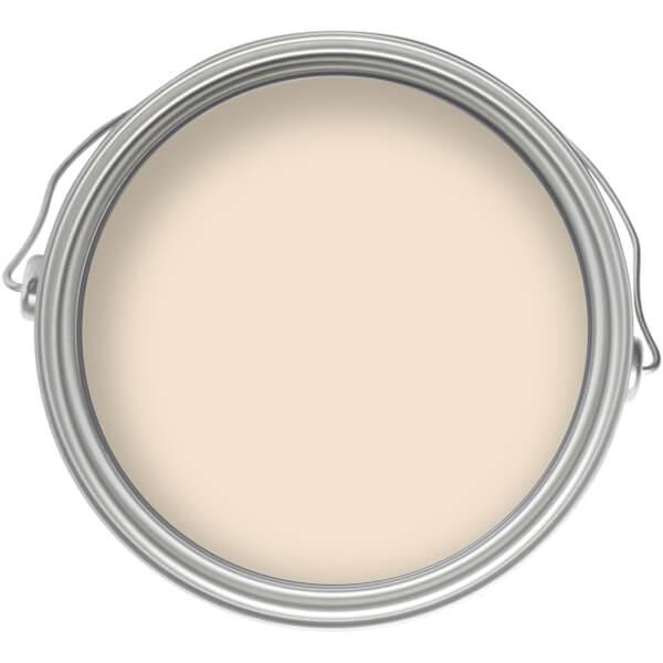 Homebase Smooth Masonry Colour Paint Tester - Magnolia 250ml