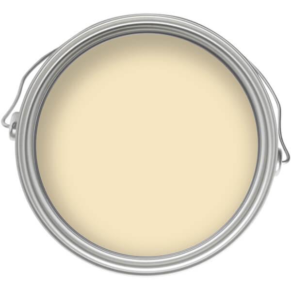Homebase Smooth Masonry Colour Paint Tester - Cornish Cream 250ml