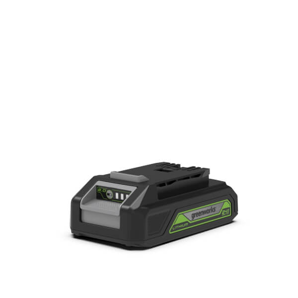 Greenworks 24V 2AH Lithiumion Battery