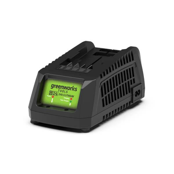 Greenworks 24V 60Min Battery Charger