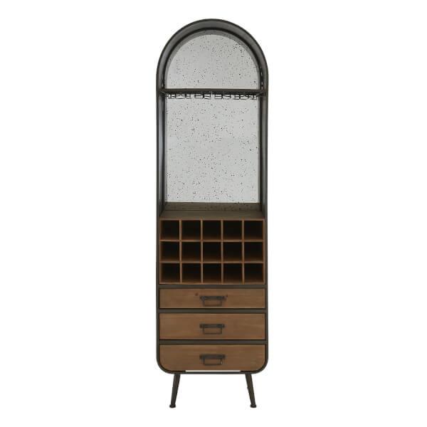 Tiffany Bar Cabinet
