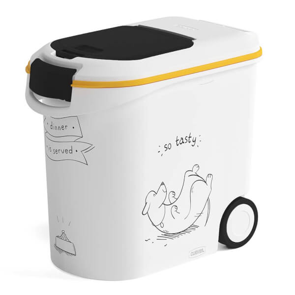 CURVER Dry Pet Food Container - 35L