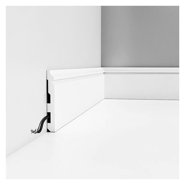 Duropolymer Traditional Skirting Board SX118