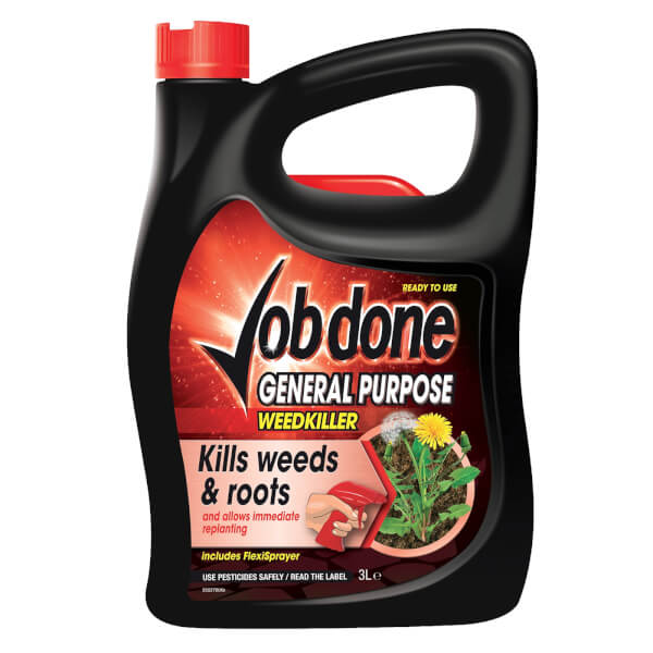 Job Done General Purpose Weedkiller 3L