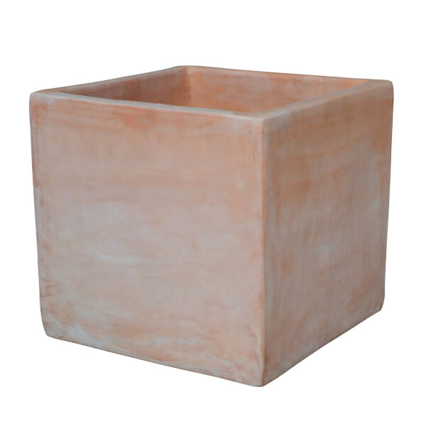 Terracotta Square Pot 26cm